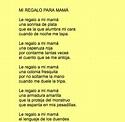 Poemas y Poesías para el Día de la Madre 2020 | Poema para ...