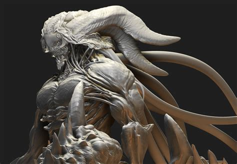 Zbrush creature - ZBrushCentral