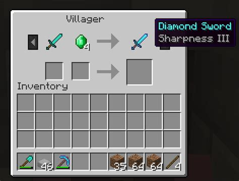 Minecraft Villager Trading Charts And Dye Crafting Guide