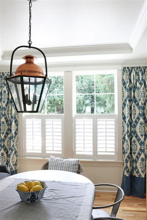 plantation shutters  inspired room