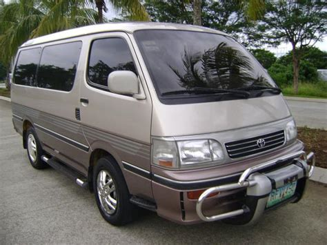 toyota hiace modified toyota hiace super custom limited picture 1 reviews
