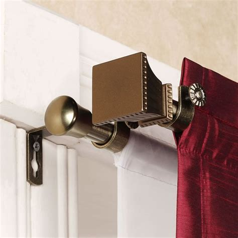 25  best ideas about Magnetic Curtain Rods on Pinterest