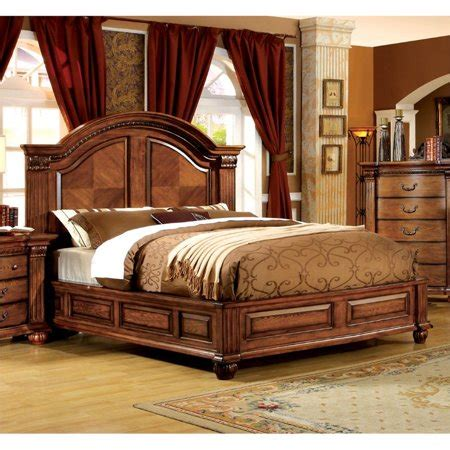 furniture  america mischa california king panel bed