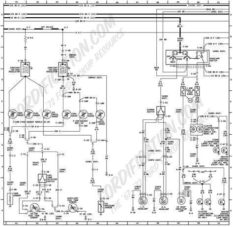 Ford Dome Light Wiring Diagram Database