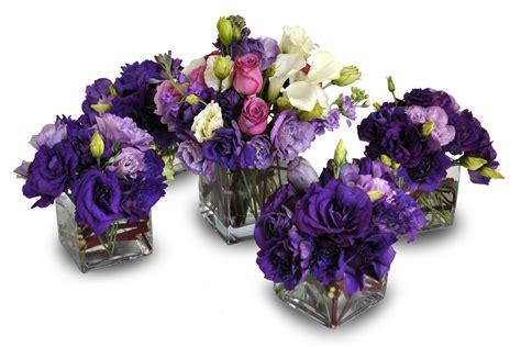 small vases for flowers wedding decoration beauteous design ideas using purple