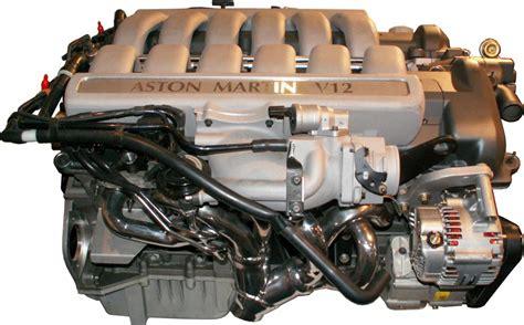 Martin V12 Engine by Aston Martin V12 Engine S