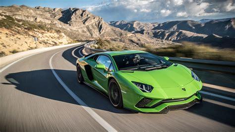 Lamborghini Aventador 4k Wallpapers by Lamborghini Aventador S 2017 4k Wallpaper Hd Car