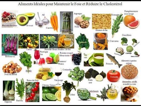 aliments id 233 ales pour maintenir le foie et r 233 duire le cholest 233 rol