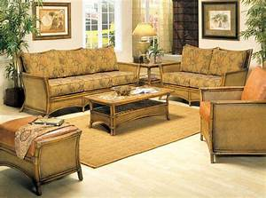 67 best beautiful indoor wicker and rattan living room for Cane furniture for living room