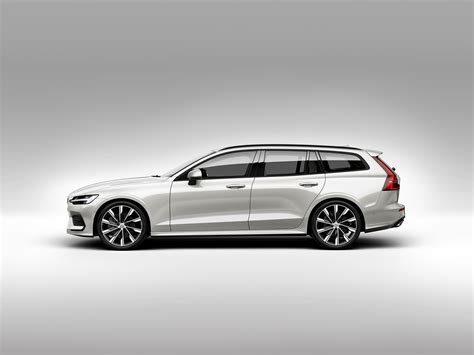 new volvo the all new volvo v60 revealed takes on the bmw 3 series