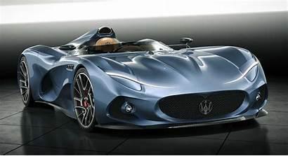 Maserati Concept Mclaren Elva Cars Millemiglia Puts