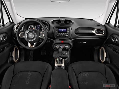 jeep cars inside 2016 jeep renegade pictures dashboard u s news world