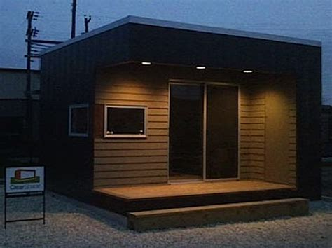 modern prefab backyard micro studio  clearspace homes