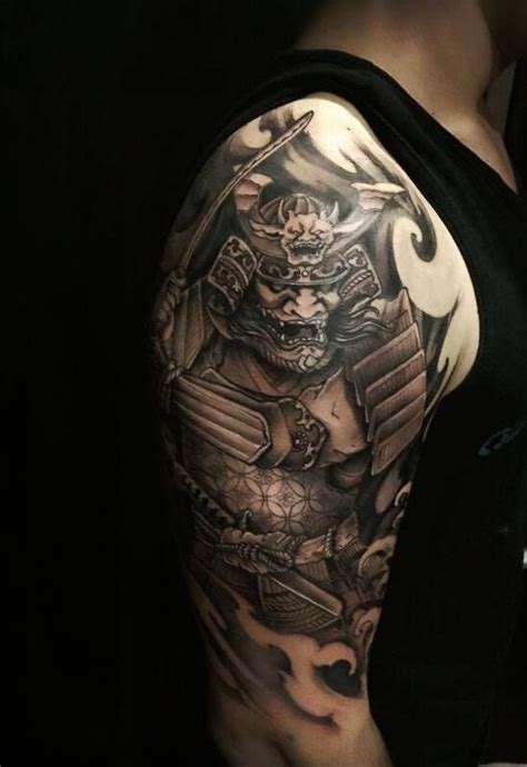 samurai warriors tattoos ideas  meanings