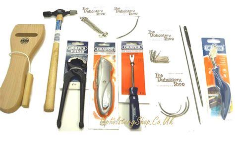 Upholstery Tool Kits by B Upholstery Tool Kit Standard Upholsteryshop Co Uk