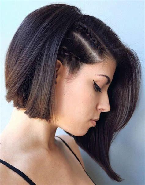 ideas de peinados  pelo corto  fotos