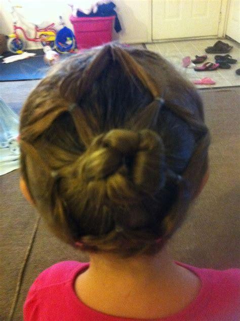 star hair cute hair idea     july
