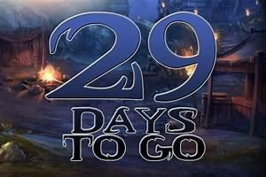 29 Days To Go