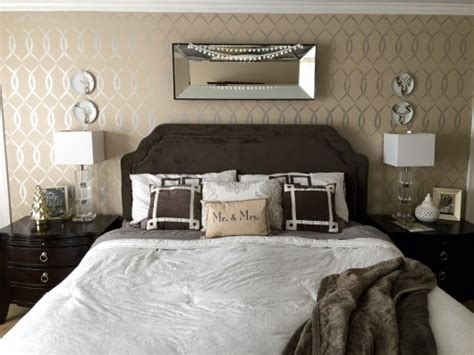Feature Wall Ideas For Master Bedroom-home Delightful