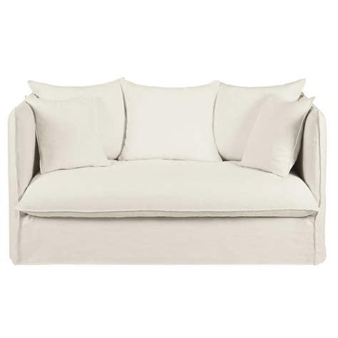canapé 2 places blanc canape en blanc photos de conception de maison