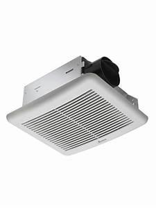 Choosing a bath ventilation fan hgtv for How many cfm for bathroom fan