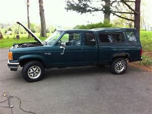 1989 Ford Ranger Xlt Extended Cab 4x4 Low Milieage