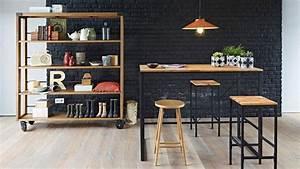 Style Industriel Salon : le style industriel dans son salon effet nuance by cg ~ Teatrodelosmanantiales.com Idées de Décoration