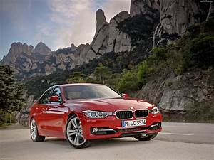 BMW 3-Series (2012) - pictures, information & specs