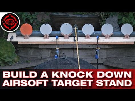 homemade airsoft target part  doovi