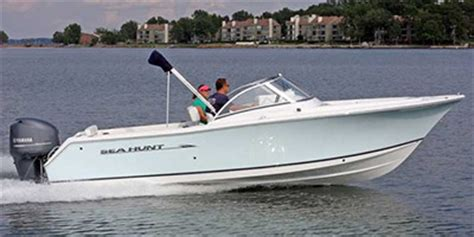 Sea Hunt Boats Nada by 2014 Sea Hunt Escape 234 Le Dl Price Used Value Specs
