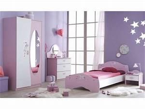 8 chambres de princesse qui evitent les vieux cliches deco With chambre de fille conforama