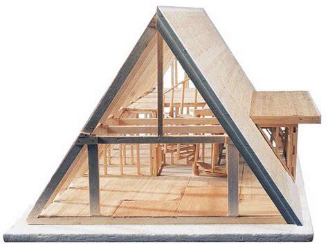 modern a frame house plans simple a frame home plans