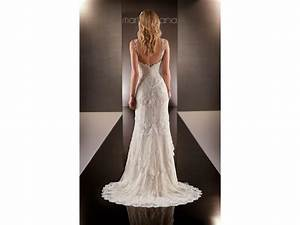 martina liana designer bridal gown style 597 1750 size With used designer wedding dresses