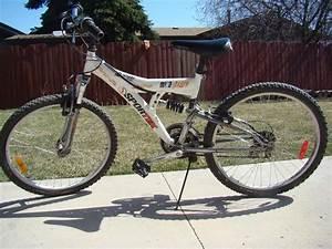 "MOUNTAIN BIKE 18 SPEED 24"" BICYCLE SPORTEK FOR KIDS YOUTH ..."
