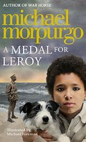 Image result for A Medal for Leroy Book cover
