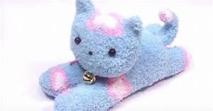 For The Cat Lovers…DIY Sock Kittens! - HANDY DIY