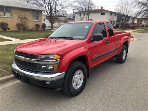 2004 Chevrolet Colorado Z71 Ls 4dr Extended Cab 4wd Sb In