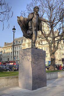 statue  david lloyd george parliament square wikipedia