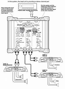 Wiring Diagram For Amp To Head Unit