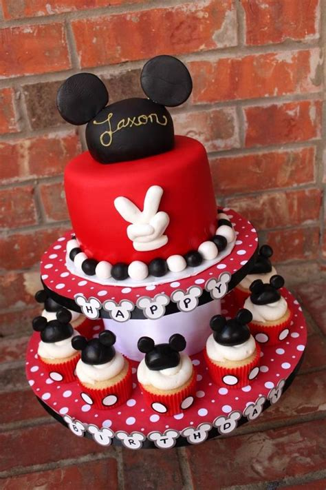 decoration d anniversaire minnie 1000 id 233 es sur le th 232 me mickey g 226 teaux d anniversaire sur anniversaire th 232 me de