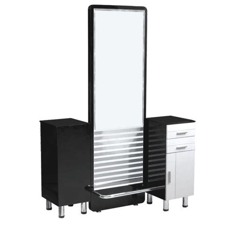 Basement Reno by Quot Mono Chrome Quot Double Sided Styling Station With Two