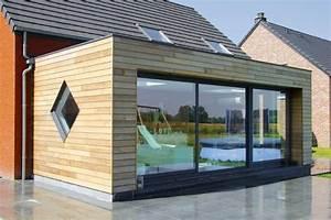 Extensions maison passion for Extension de maison en bois prix
