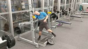 Calf Raises  Smith Machine