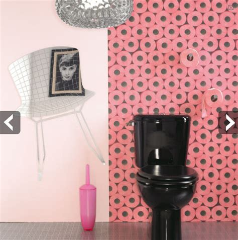decoration de toilette original deco toilette id 233 e et tendance pour des wc zen ou pop d 233 co cool