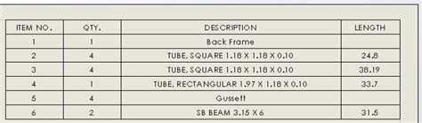 solidworks weldments from profiles to cut lists part 4