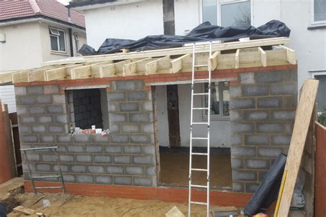 House Built by House Extension Romania Build In Harrow