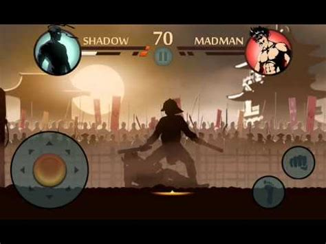 shadow vs madman shadow fight 2