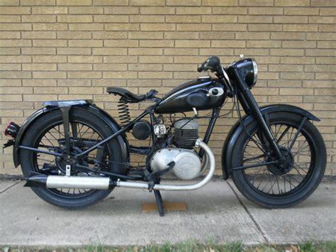 zündapp db 200 1951 zundapp db 200