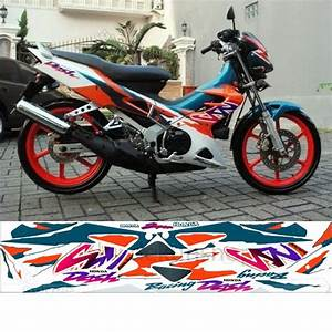 Jual Striping Motor Honda Nova Dash 125 Di Lapak Holic Shop Shopholic77