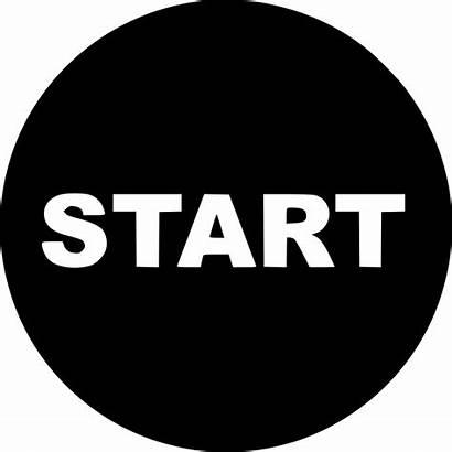 Start Icon Icons Button Menu Play Run